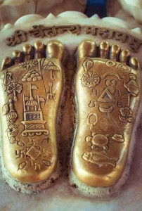 lotus feet of caitanya